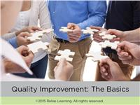 Quality Improvement: The Basics