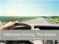 Defensive Driving: The Basics