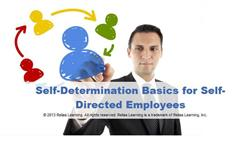Self-Determination Basics for Self-Directed Employees
